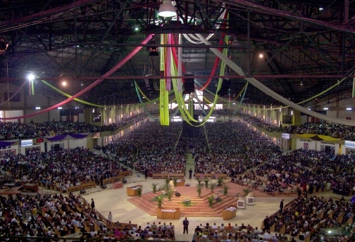 Discover Nigeria Faith Tabernacle An Engineering Wonder