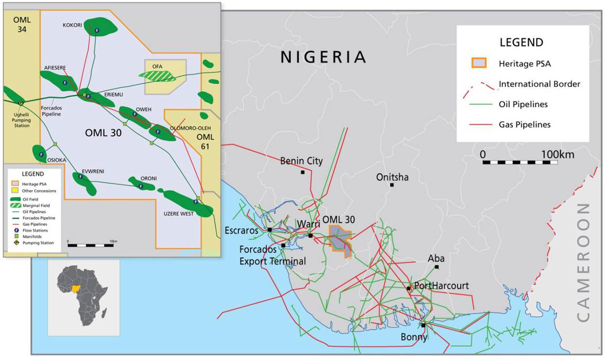 List of oil exploration and production companies