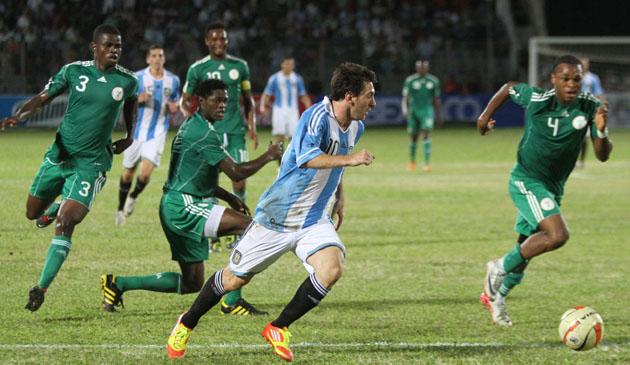 Image result for Argentina vs Nigeria pic