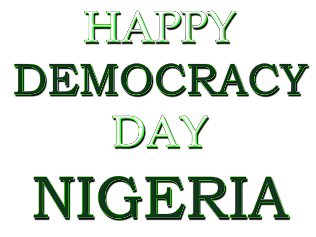 essay on democracy day in nigeria Osun state governor, rauf aregbesola, has insisted that june 12 of every year is the most suitable and proper day to mark democracy day in nigeria.