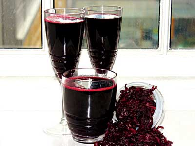 Weekend Pleasure Six Steps To Zobo Connect Nigeria