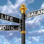 work. job. work-life balance