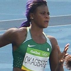 Blessing Okagbere Thirsts for Long Jump Medal in London.---www.connectnigeria.com