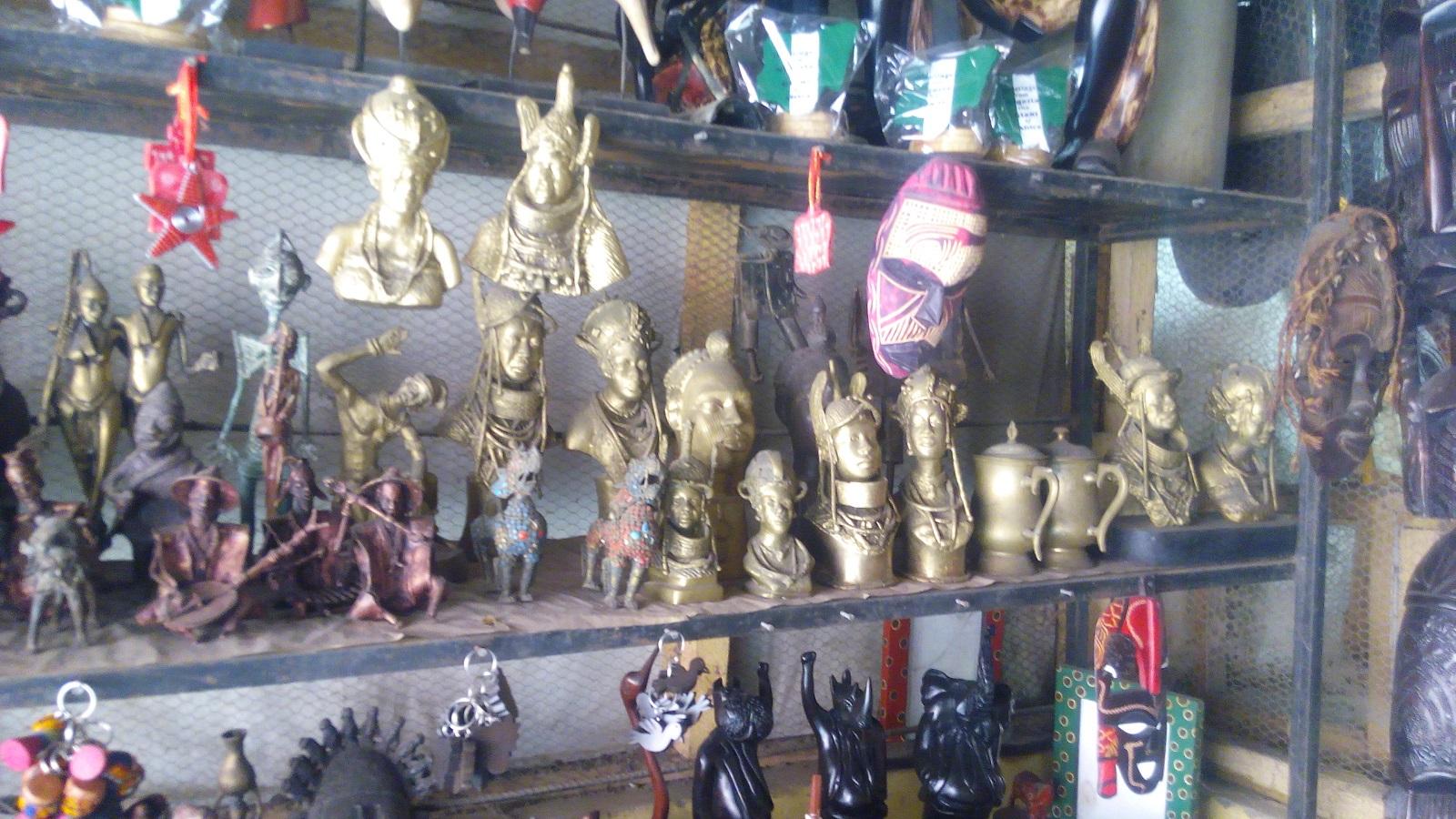 the lekki arts and craft market  lagos  u2022 connect nigeria
