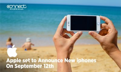 Apple Set To Announce New iPhones On September 12TH