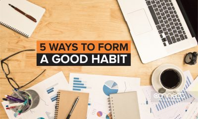 5 Ways To Form A Good Habit