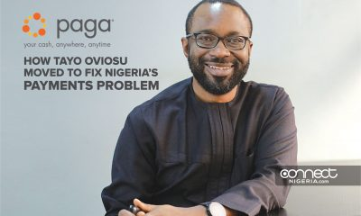 Paga: How Tayo Oviosu Moved To Fix Nigeria's Payments Problem