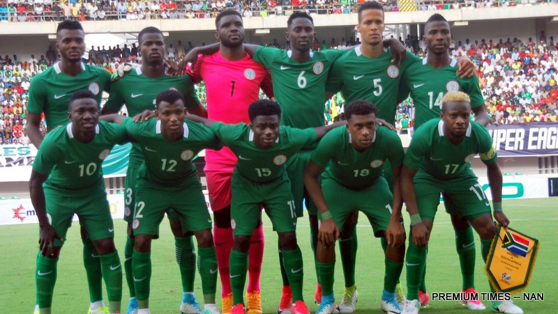 c0916bf8090 6 Players That Could Make A Super Eagles Comeback For The World Cup · Russia  2018 ...