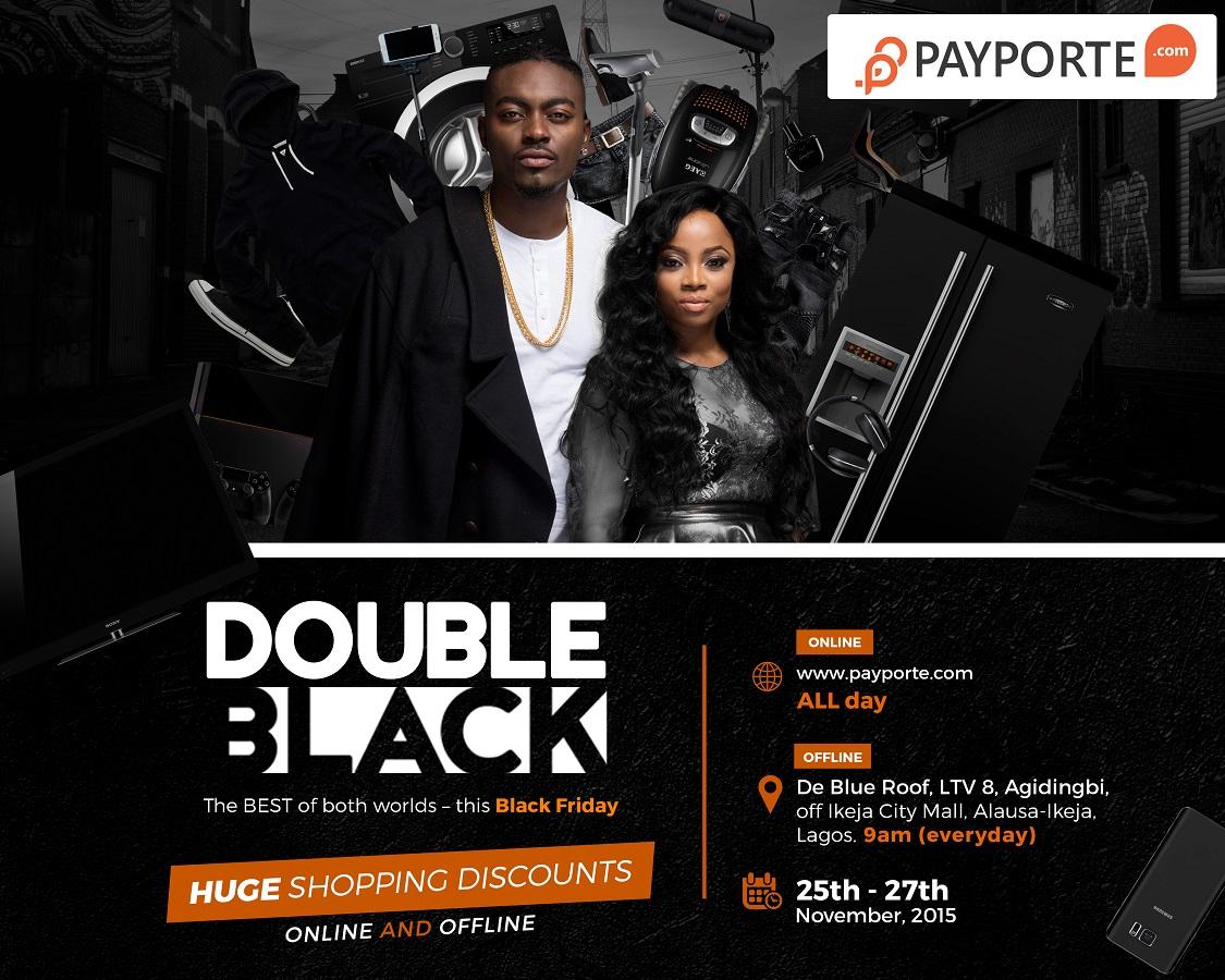 Payporte Double Black Friday