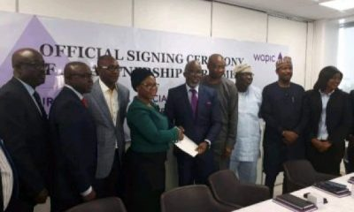 NFF Signs Five Year Partnership Deal With Wapic Insurance
