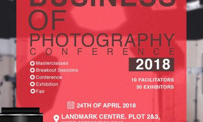 The Business Of Photography Conference Is Set To Change The Face Of Photography In Nigeria