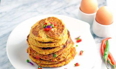 yam pancakes dooneys kitchen