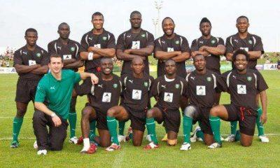 Black Stallions of Nigeria