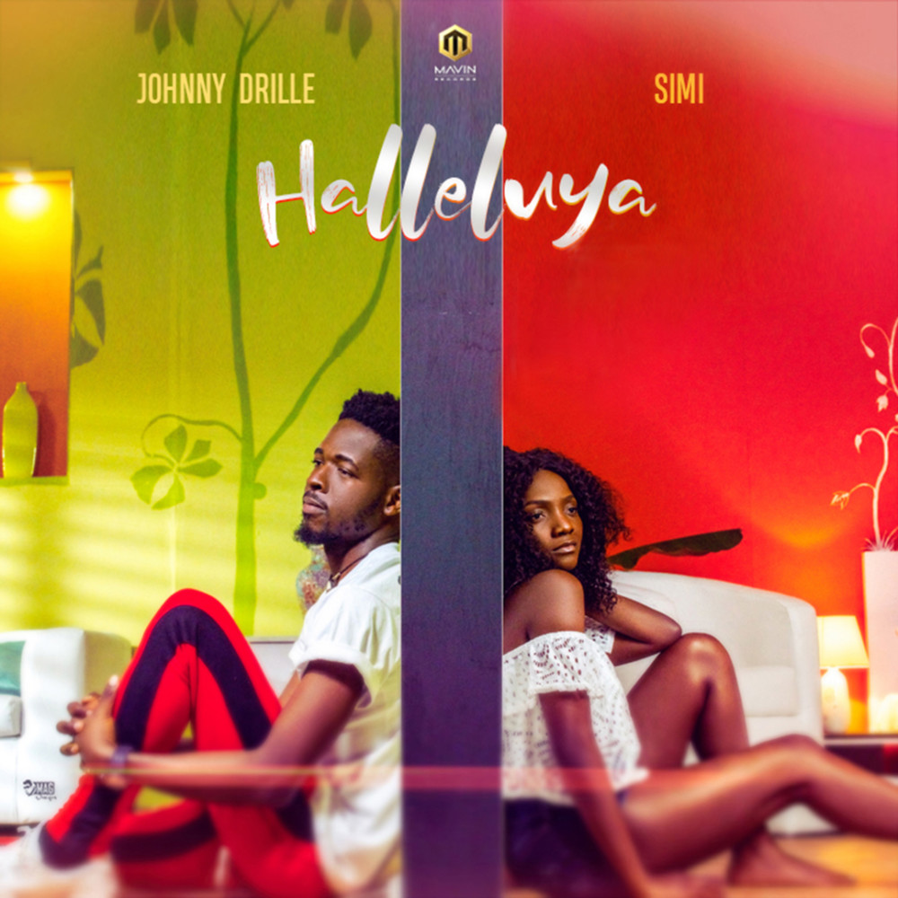 Johnny Drille Halleluya-Song-Art