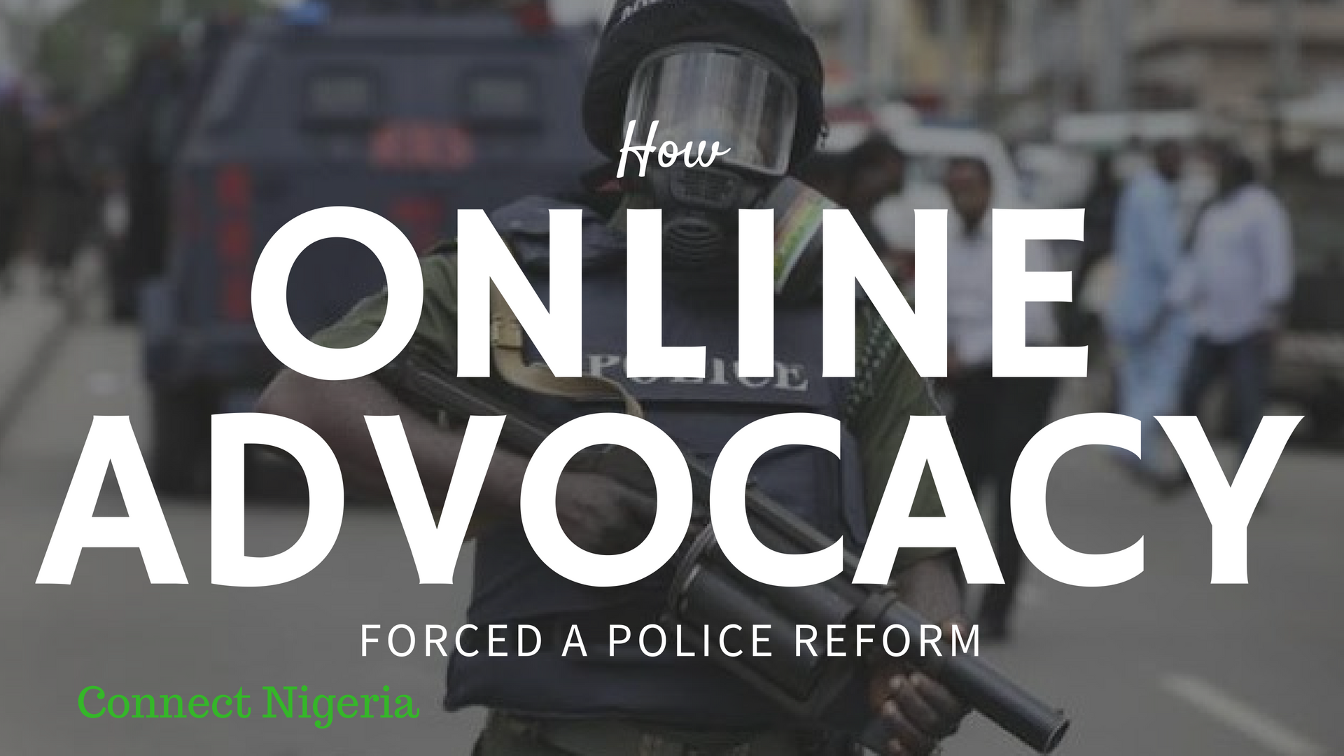 online advocacy