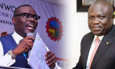 Akinwunmi Ambode versus Jide Sanwoolu