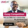 UNICAF Scholarship