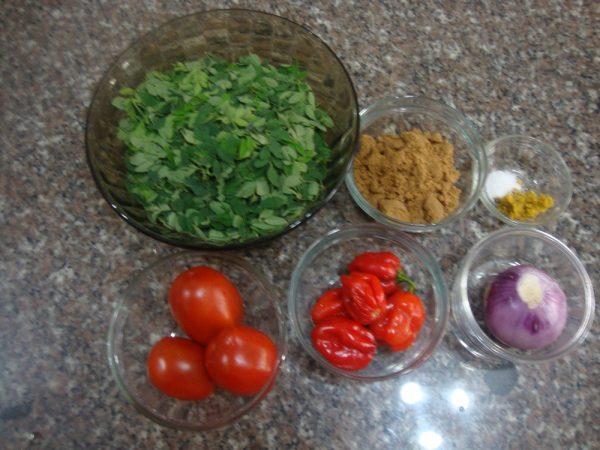 Zogale - Moringa Salad
