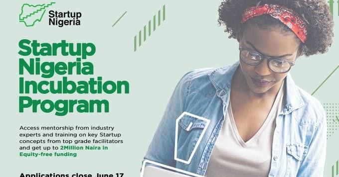 Startup-Nigeria-Incubation-Program-2019