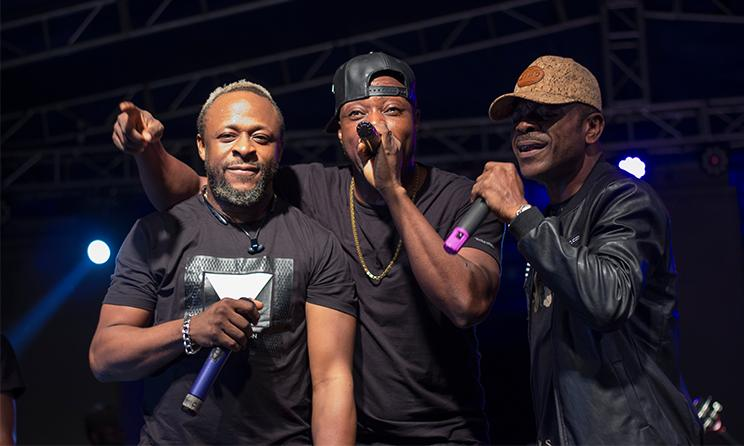 Throwback Thursday: The 5 Biggest Names In Nigerian Rap