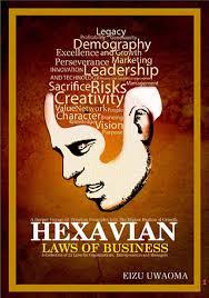 Hexavian Laws of Business